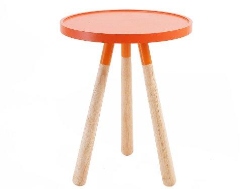 Leitmotiv Table Orbit - Orange