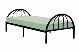 Rack Furniture Haven Twin Bedblack by Rack Furniture