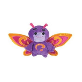 Webkinz Zumbuddy - Zalo the Purple Tricky Zum - Series 1