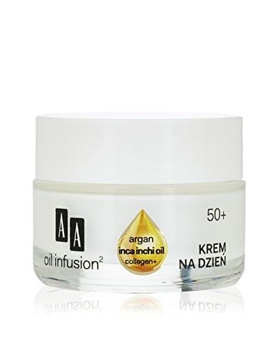 AA Cosmetics Crema Viso Giorno Oil infusion2 50+ 50 ml