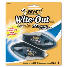 wite-out-white-out-correction-tape-rubber-grip-335ft-2-pk-we-sold-as-1-package-bicwoecgp21