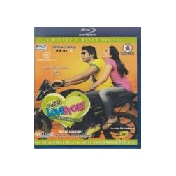 Routine Love Story (Telugu Blu-ray)
