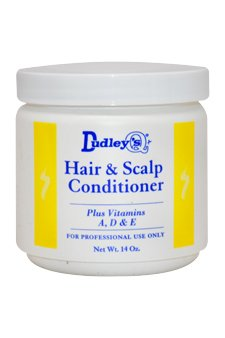 Dudleys Hair Scalp Conditioner Plus Vitamins Ad&e 14oz