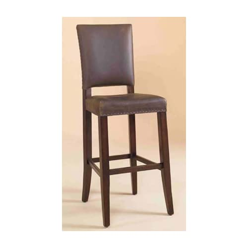 Com Eddie Bauer Mountainside Leather Bar Stool By Lane Furniture