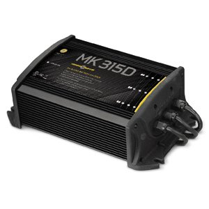 MinnKota MK 315D On-Board Battery Charger (3