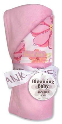 Hula Baby Print Blanket front-734799
