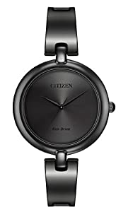 Citizen Eco-Drive LadiesÕ Silhouette Watch, EM0225-84E