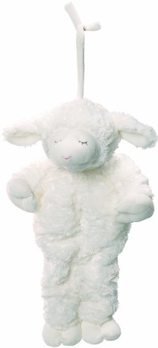 Gund Winky Lamb Musical Baby Stuffed Animal