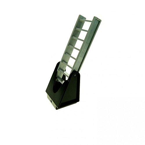 1 x Lego Duplo Klapp Leiter silber grau schwarz