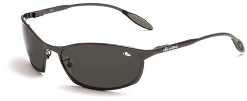 Bolle Montauk Sunglasses (Satin Green, Polarized Axis)