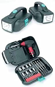 25 Piece Tool Kit and Lantern Case Pack 20