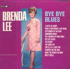 Brenda Lee - Bye Bye Blues - Zortam Music