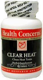 Clear Heat 90 Tablets by Health Concerns