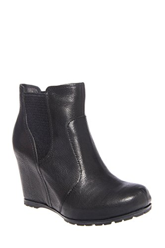 Neville High Wedge Bootie