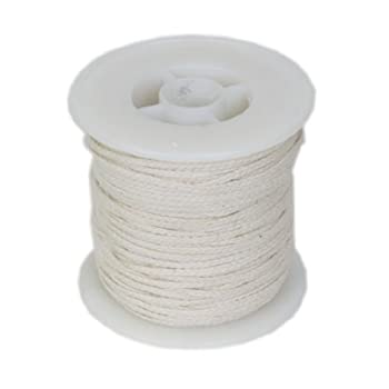 Set A Shopping Price Drop Alert For #24PLY/FT Braided Wick: 100 foot Spool