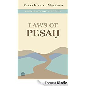 Laws of Pesah (Peninei Halakha Book 2) (English Edition)