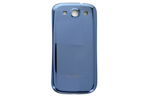 Original Genuine OEM Brand New Samsung Galaxy S3 S 3 4G i9300 Rear Back Battery Door Cover - PEBBLE BLUE For International Model(s) (Blue Samsung Galaxy S3 compare prices)