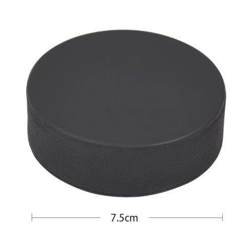 TRIXES-galvanis-caoutchouc-Hockey-sur-glace-rglement-standard-Puck
