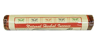 Natural Herbal Incense - 35 Himalayan Herbs - Tibetan Style Incense From Chandra Devi