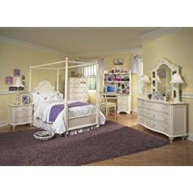 Kids Canopy Bedroom Set - Reflections Collection