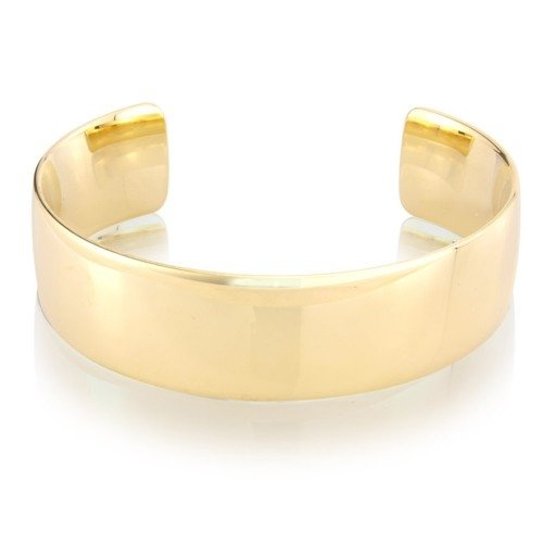 Mark Milton 18ct Vermeil on Solid Silver Bangle - MME0005