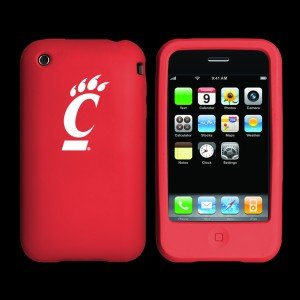 Tribeca Cincinnati Iphone 3g / 3gs Silicone Case