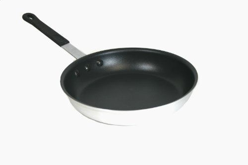 Paderno World Cuisine 12-Inch Non-stick Natural Aluminum Frying Pan (Frying Pan Paderno compare prices)