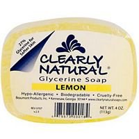 clearly-natural-glycerine-bar-soap-lemon-4-oz