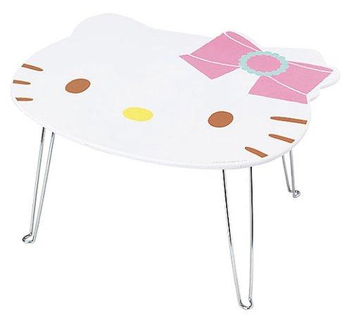 ハローキティ ダイカットテーブル