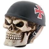 Iron Cross Biker Skull Skeleton Auto Car Gear Shift Shifter Knob Handle