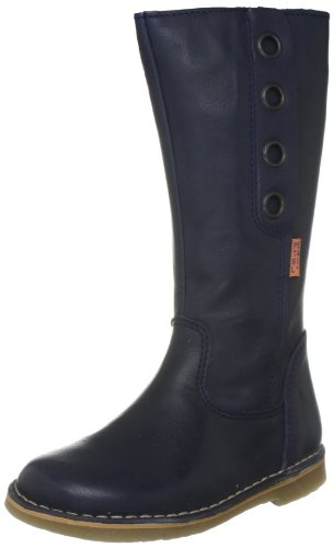 Petasil Junior Calipo Classic Boots Navy 1988 11.5 Child UK