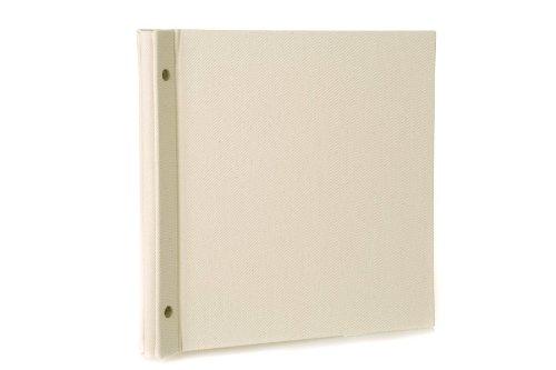 Nakabayashi Terracotta (Terracotta) Outside Screw Formula Free Albums / Demi / White Ter-Df-140-W (Japan Import)