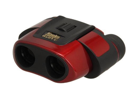 Kenko Binoculars Ultra View 8X21 Red