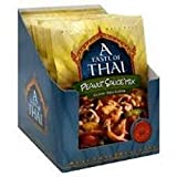 A Taste of Thai Peanut Sauce Mix, 3.5 Oz Pack -- 6 Per Case.