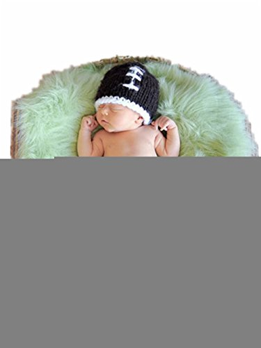 Baby Costume Photography Prop Wool Knit Crochet Clothing Set Photo Props Coffee