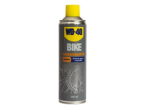 WD40 12231 Sgrassante Bike Spray, Trasparente, 500 ml