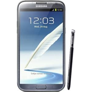 Samsung Galaxy Note II GT-N7100 (Grey)