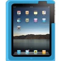 Dicapac WP-i20 Waterproof Case for Apple iPad/iPad 2 (Blue)