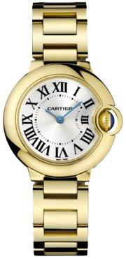 Cartier Ballon Bleu de Cartier 18k Yellow Gold Small Watch W69001Z2