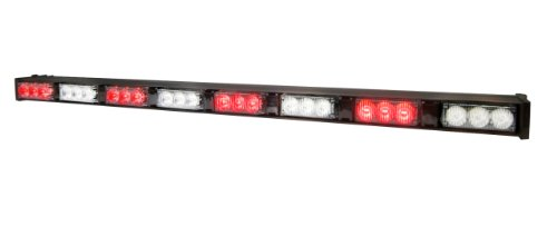 Lumax Intensifier Iv Vehicle Emergency Led Light Red/Clear
