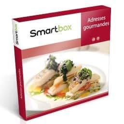 Coffret Cadeau Smartbox - Adresses gourmandes