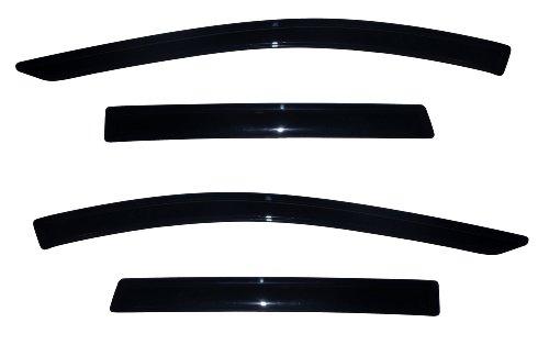 Auto Ventshade 94383 Original Ventvisor Window Deflector, 4 Piece (Window Visor compare prices)