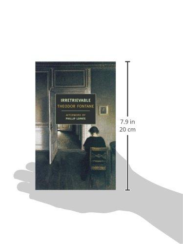 Irretrievable (New York Review Books Classics)