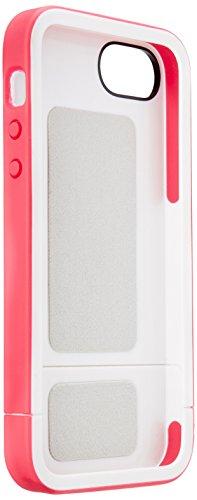 incase Pro Slider Case for iPhone 5 White/Raspberry