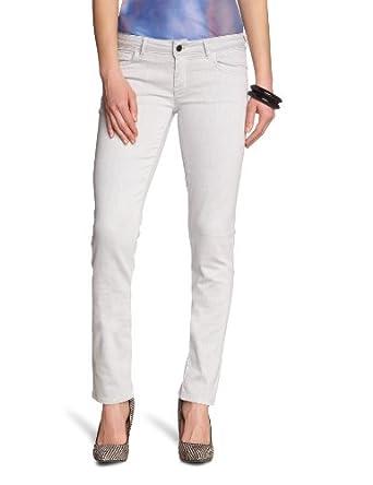 Strenesse Blue Damen Jeans Normaler Bund 417504 17521, Gr. 26, Grau (911)