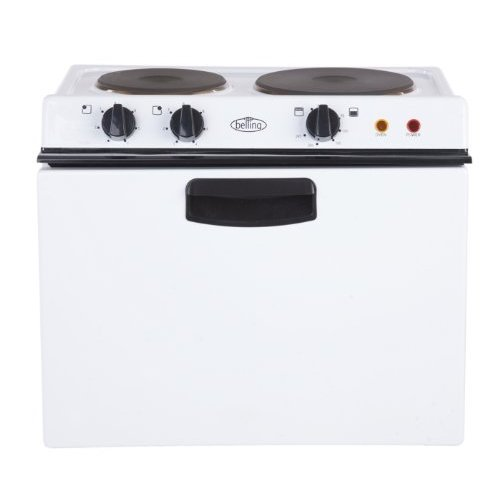 Baby Belling 121r Conventional Oven with 13 Amp Plug