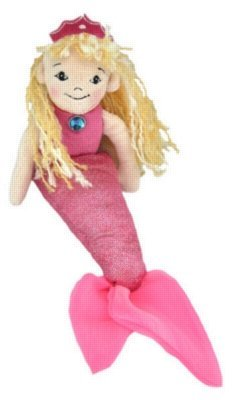 Douglas Plush - MERMAID (Pink - 11 inch) - 1