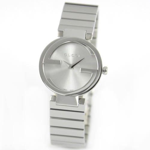 [グッチ] GUCCI 腕時計 インターロッキング コレクション レディース YA133503 [並行輸入品]