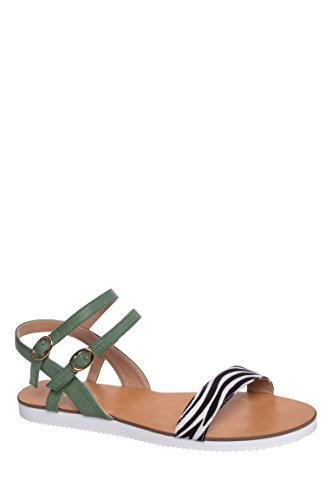 Easy Going Casual Flat Sandal