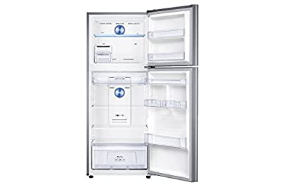 Samsung RT39K5538S9/TL Frost Free Freezer-on-Top Free-Standing Refrigerator (394 Ltrs, 3 Star Rating, Refined...
